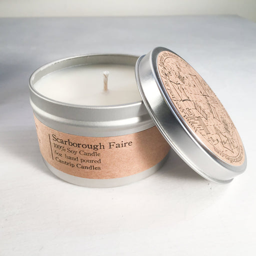 Cantrip Candles (6oz) Scarborough Faire