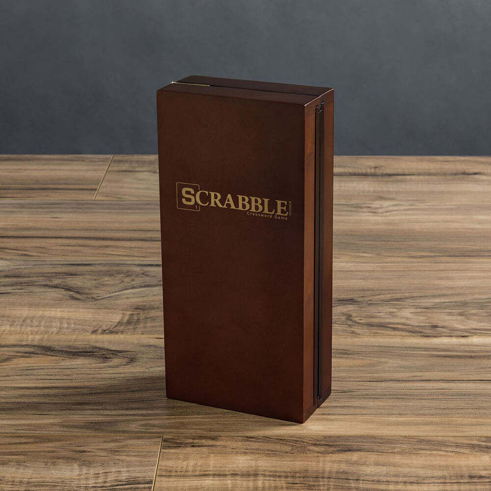 Scrabble Deluxe Travel Edition