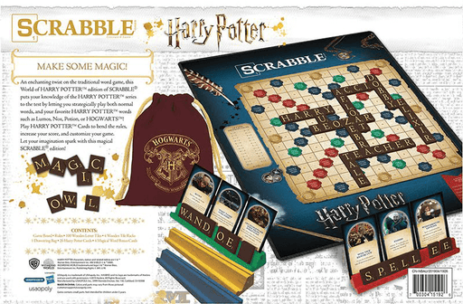 Scrabble Harry Potter