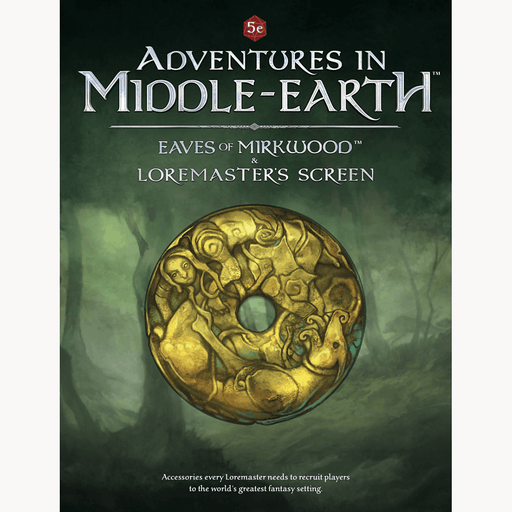 D&D (5e) Adventures in Middle-Earth Loremaster's Screen