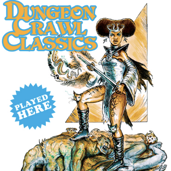 RPG Dungeon Crawl Classics | The Price of Evil - SAT 7/21/18 @ 1p