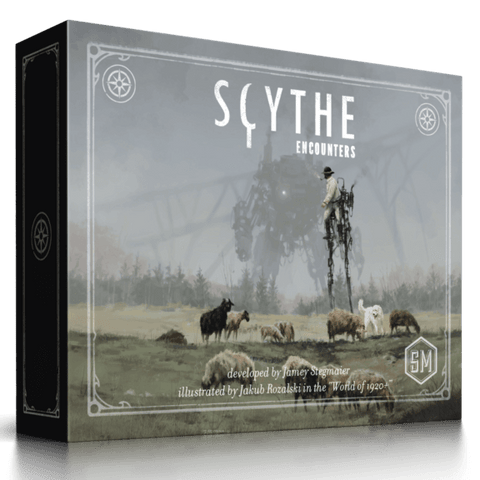 Scythe Expansion : Encounters