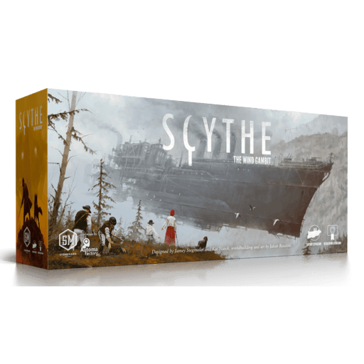 Scythe Expansion : The Wind Gambit