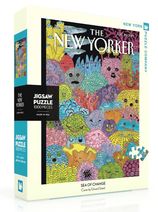 Puzzle (1000pc) New Yorker : Sea Changes