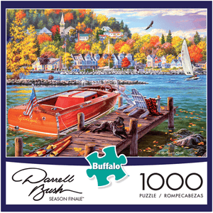 Puzzle (1000pc) Darrell Bush : Season Finale