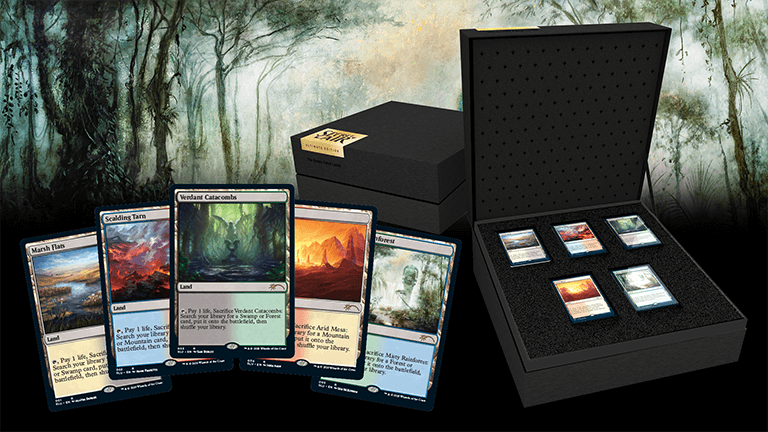 MTG Secret Lair : Ultimate Edition