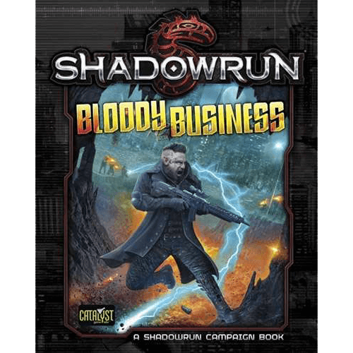 Shadowrun (5th ed) Bloody Business