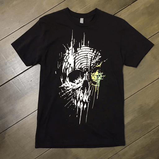 T-Shirt - Skull by Gene Coffey - S