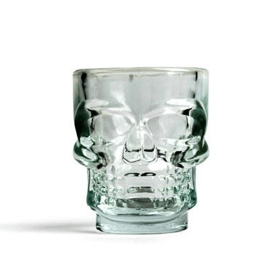 Shot Glass Skull Set (4ct)