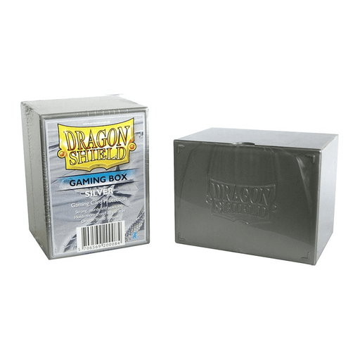 Deck Box - Dragon Shield Gaming Box (100ct) Clear