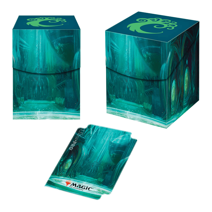 Deck Box - Ultra Pro PRO 100+ Guilds of Ravnica : Simic Combine