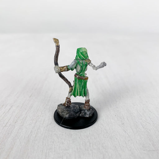 Pro Painted Miniature by Lauren Bilanko | Skeleton Archer