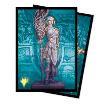Sleeves Ultra Pro (100ct) Theros Beyond Death : Elspeth Alt Art