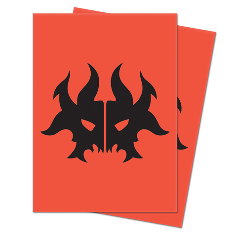 Sleeves Ultra Pro (100ct) Guilds of Ravnica : Cult of Rakdos