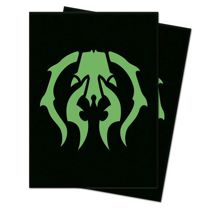 Sleeves Ultra Pro (100ct) Guilds of Ravnica : Golgari Swarm