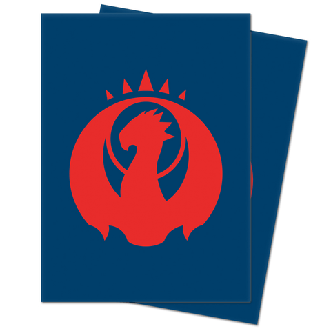 Sleeves Ultra Pro (100ct) Guilds of Ravnica : Izzet League
