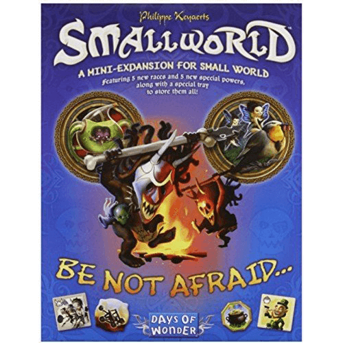 Small World Expansion : Be Not Afraid