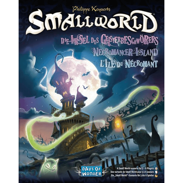 Small World Expansion : Necromancer Island