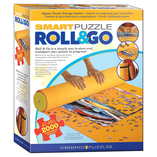 Smart Puzzle Roll and Go