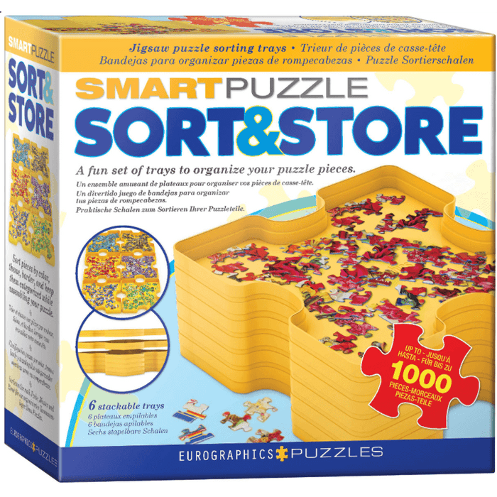 Smart Puzzle Sort and Store