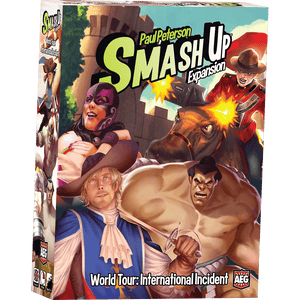 Smash Up Expansion : World Tour International Incident