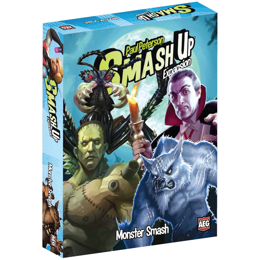Smash Up Expansion : Monster Smash
