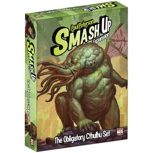 Smash Up Expansion : Obligatory Cthulhu Set