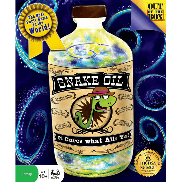 Snake Oil (2nd ed)