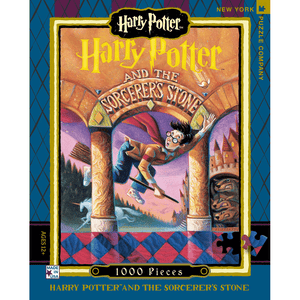 Puzzle (1000pc) Harry Potter : Sorcerer's Stone
