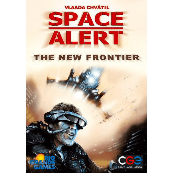 Space Alert Expansion : The New Frontier