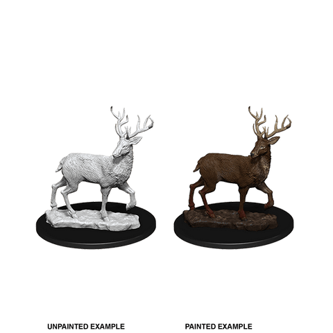 Mini - Pathfinder Deep Cuts : Stag
