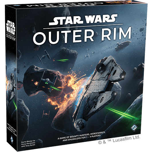 Star Wars : Outer Rim