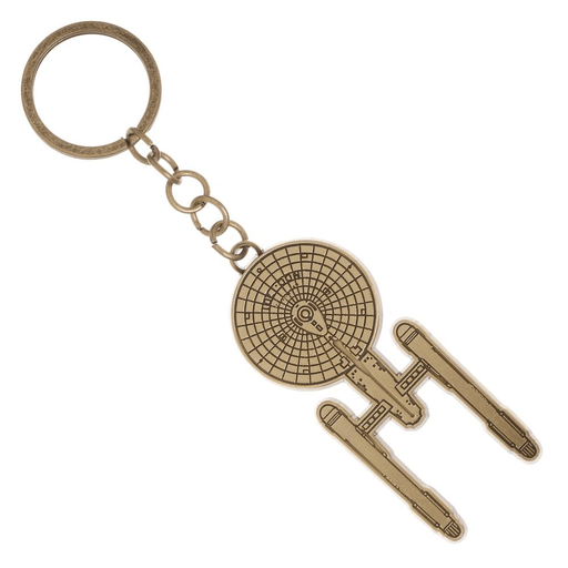 Star Trek Keychain : Enterprise