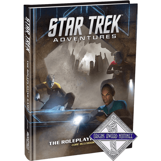 Star Trek Adventures Core Rulebook