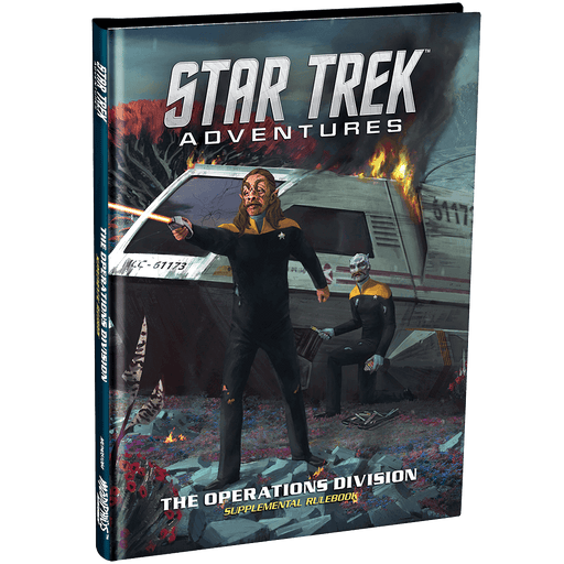 Star Trek Adventures Operations Division