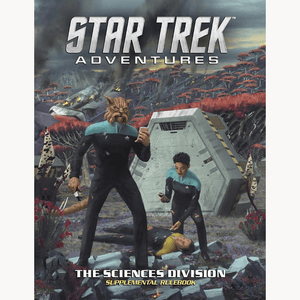 Star Trek Adventures Sciences Division