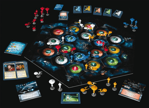 Catan Star Trek
