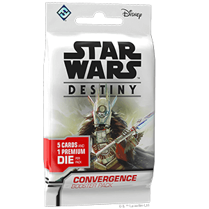 Star Wars Destiny Booster Pack : Convergence
