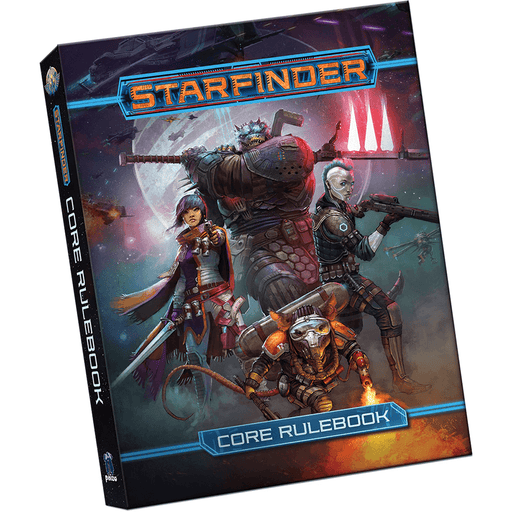 Starfinder Core Rulebook (Pocket Edition)
