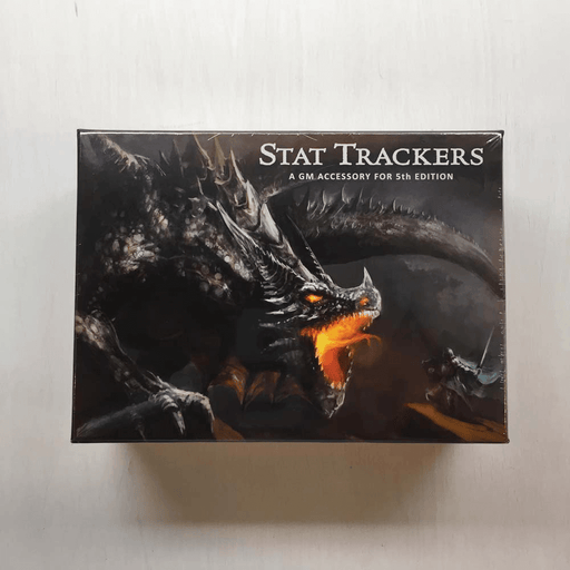 Stat Trackers Box Set : 5e Monsters & Characters