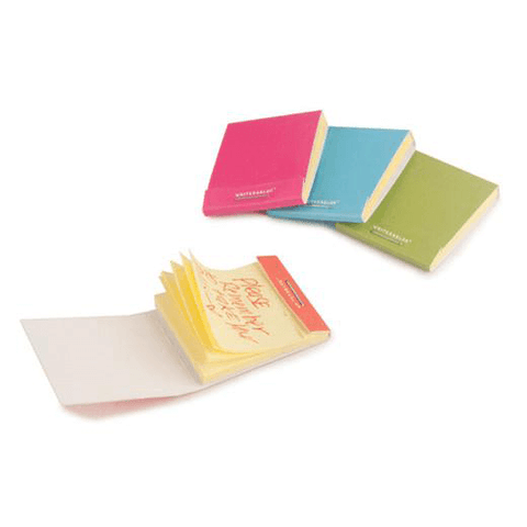 Sticky Note Set Matchbook (4ct)