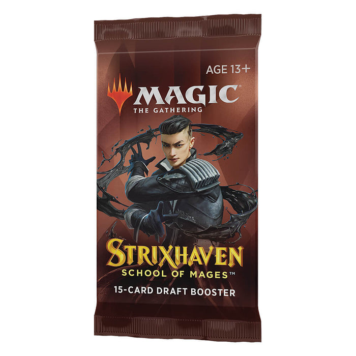 MTG Booster Pack Draft : Strixhaven School of Mages (STX)
