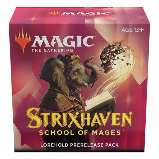 MTG Prerelease Pack : Strixhaven School of Mages (STX) Lorehold