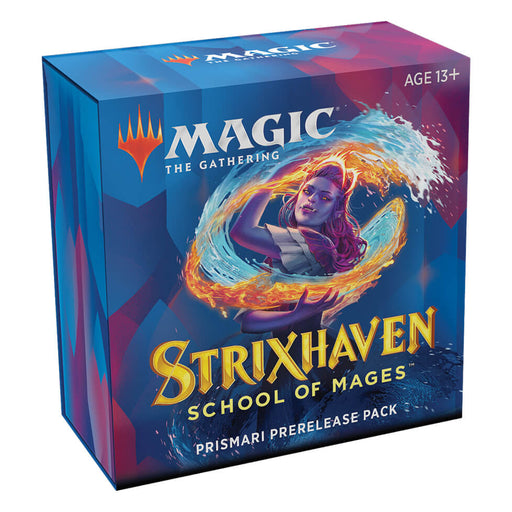 MTG Prerelease Pack : Strixhaven School of Mages (STX) Prismari