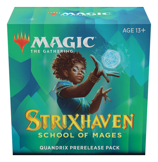 MTG Prerelease Pack : Strixhaven School of Mages (STX) Quandrix