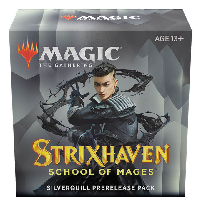MTG Prerelease Pack : Strixhaven School of Mages (STX) Silverquill