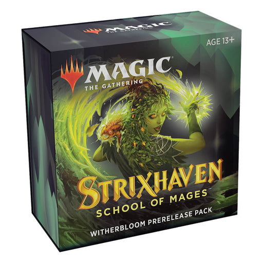 MTG Prerelease Pack : Strixhaven School of Mages (STX) Witherbloom
