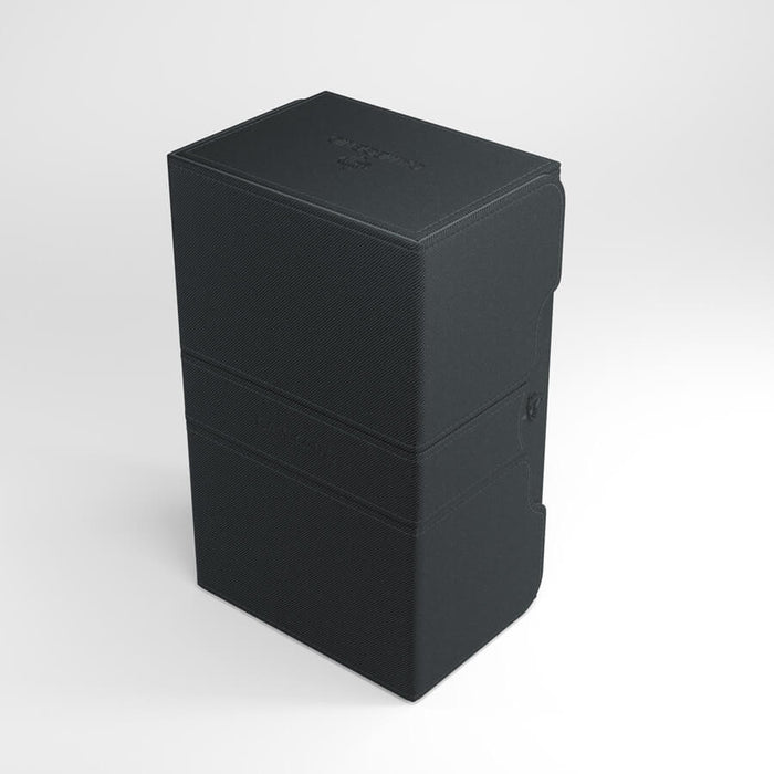 Deck Box - Stronghold (200ct) Black
