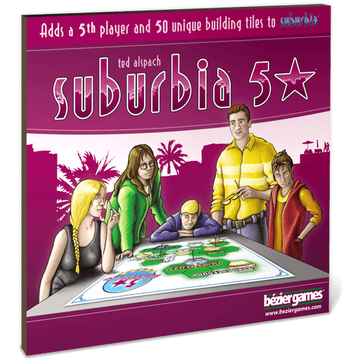 Suburbia Expansion : 5 Star