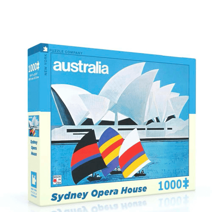 Puzzle (1000pc) American Airlines : Sydney Opera House